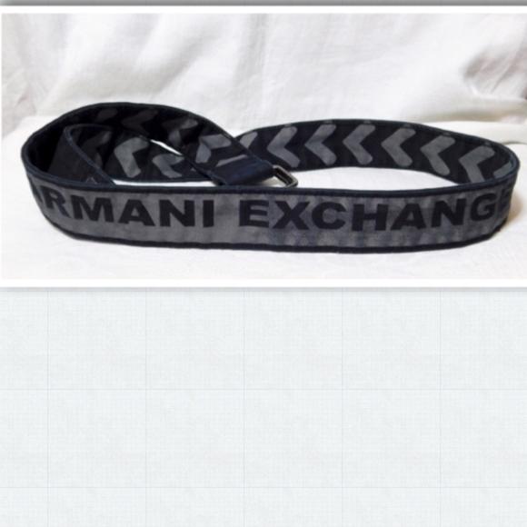 6b2cb80131c3e1 Armani Exchange Accessories